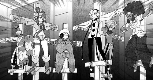 The Pokemon manga is metal af