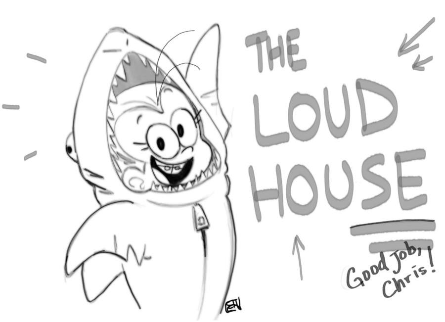 loud house back in black kisscartoon