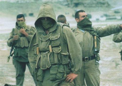 La prima guerra cecena