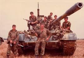 Image result for rhodesian bush war
