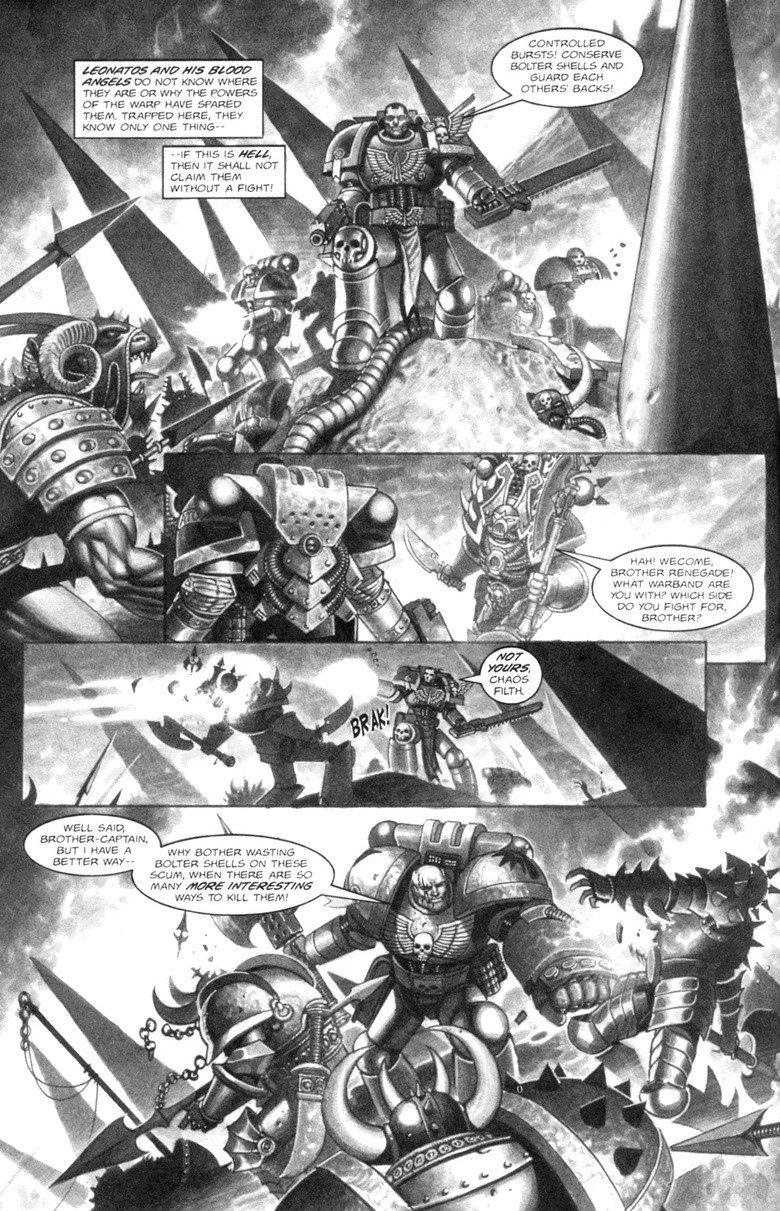 Warhammer 40,000: Bloodquest Part 3