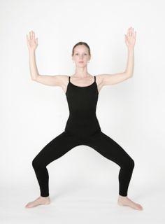 weird yoga poses