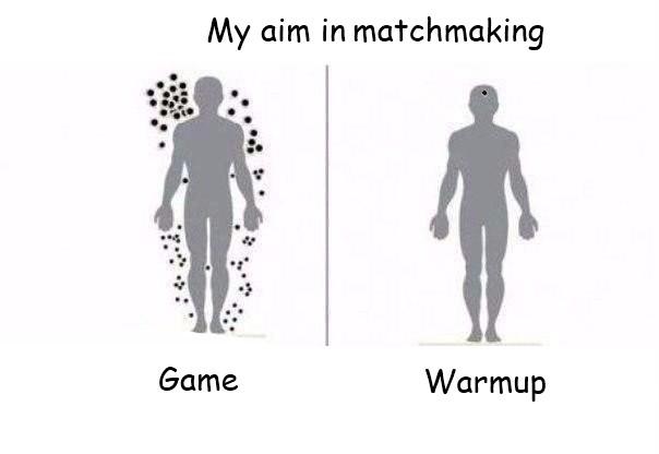 matchmaking cs go teamaplikacija za upoznavanje s trkačem