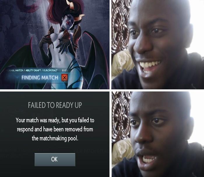 dota matchmaking fail